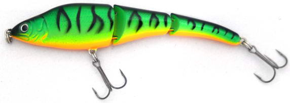Приманки GRFISH Воблер Joint Snake Swimbait 130mm/20g SSB-130