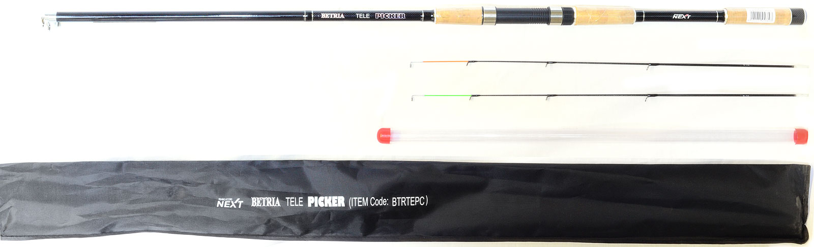 Удилища NEXT Fishing Accord BETRIA TELE PICKER