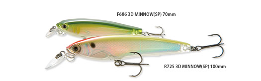 3D MINNOW (SP)