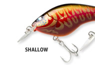 SHORT TAIL LONG CAST 66 SHALLOW, MID, DEEP